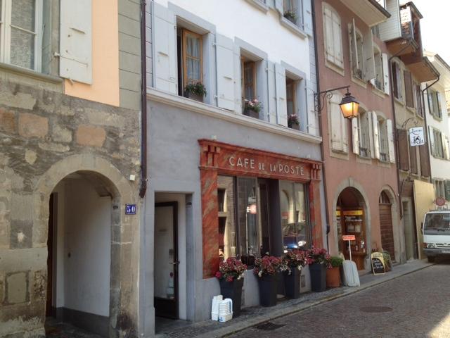 Café-restaurant de la Poste, Lutry