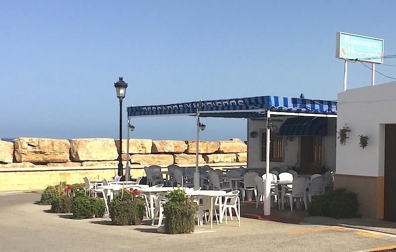 Restaurant Domingo, Puerto de la Duquesa, Manilva, Espagne