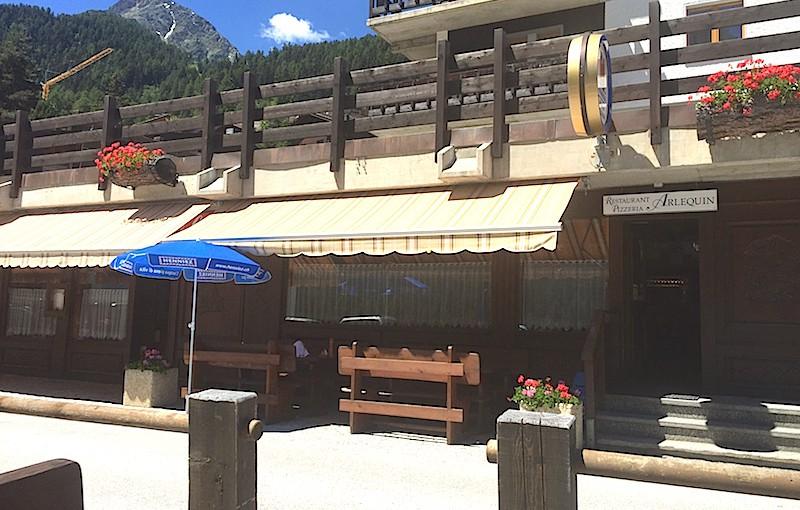 Restaurant-pizzeria Arlequin, Grimentz
