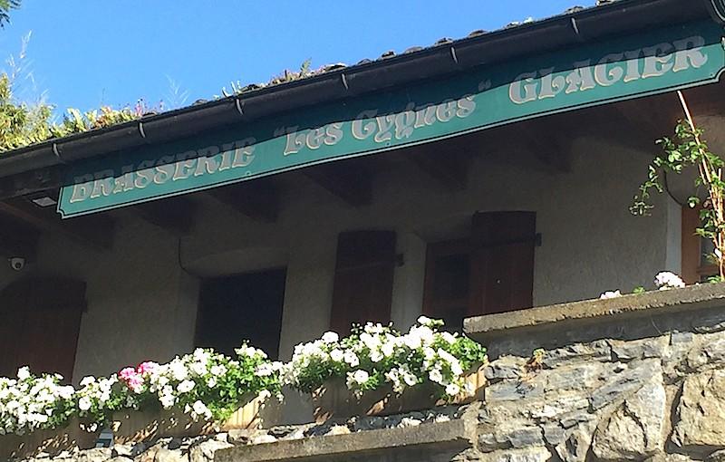 Brasserie-glacier Les Cygnes, Yvoire