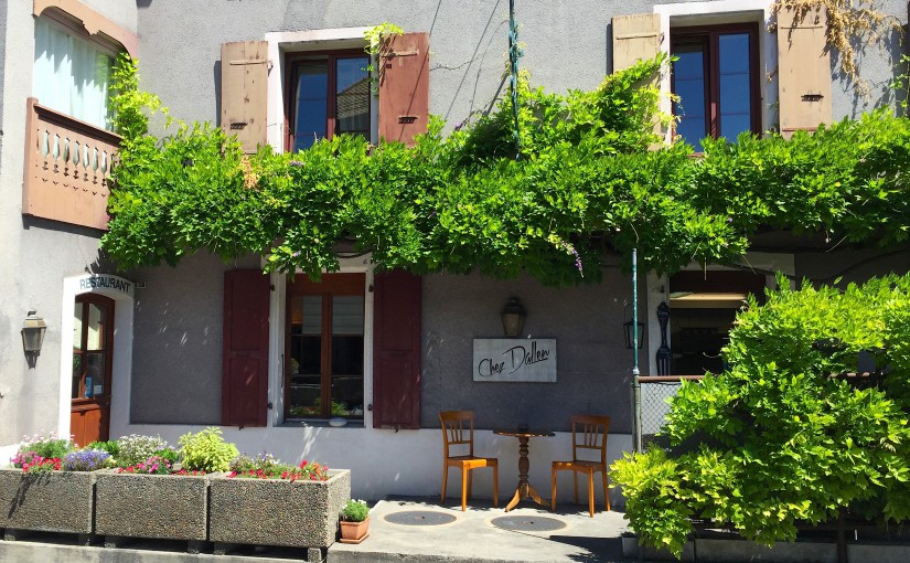 Chez Dallen, St-Légier