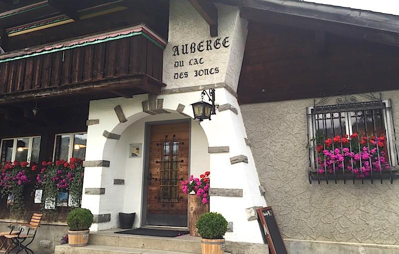 Restaurant du Lac des Joncs, Les  Paccots
