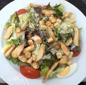 "Salade ""Pitipitipiti"" (sic!)"