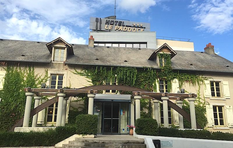 Hôtel-restaurant Le Paddock, Magny-Cours, France