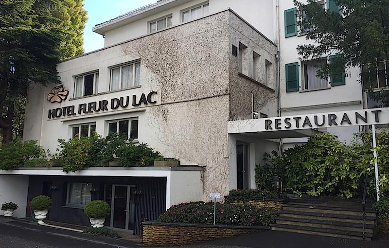 Hôtel-restaurant Fleur du Lac, Morges