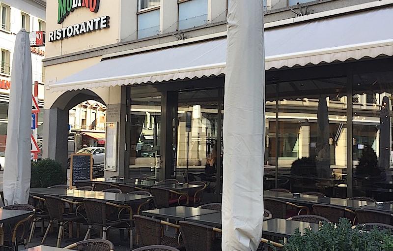 Restaurant Molino, Vevey
