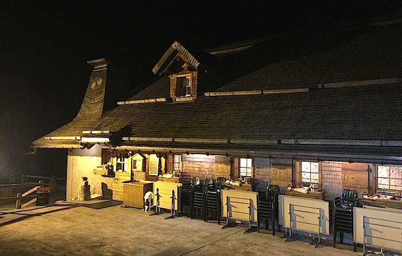Restaurant Le Tsalé, Les Paccots