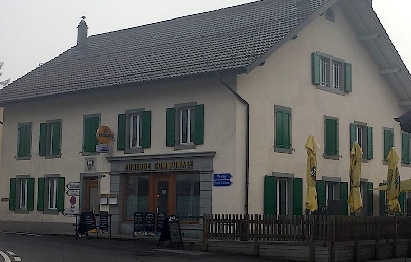Auberge Communale, Palézieux-Village