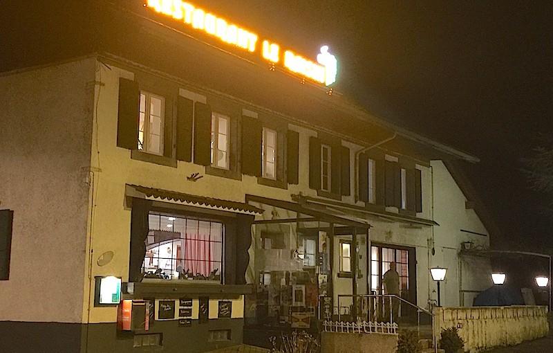 Restaurant Le Raisin, Les Cullayes