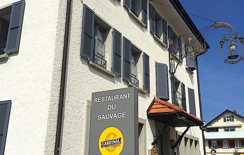 Restaurant le Sauvage, Semsales