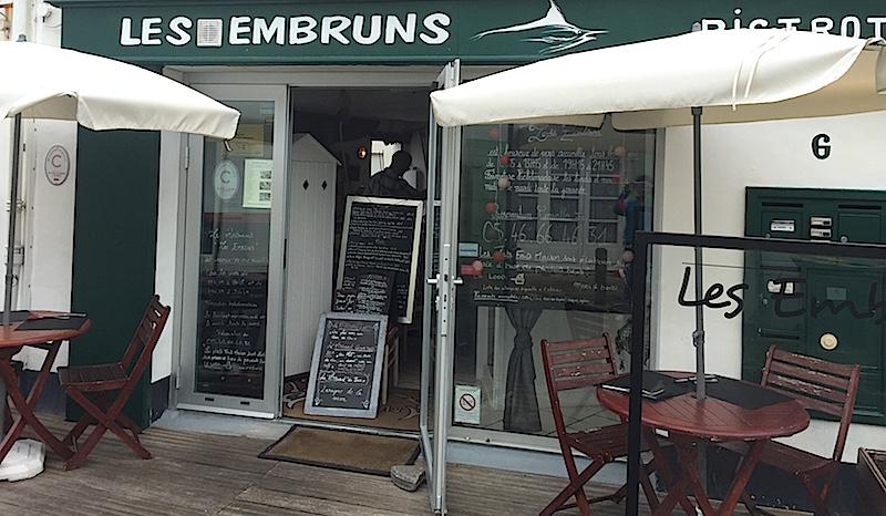 Les Embruns, St-Martin-de-Ré, France
