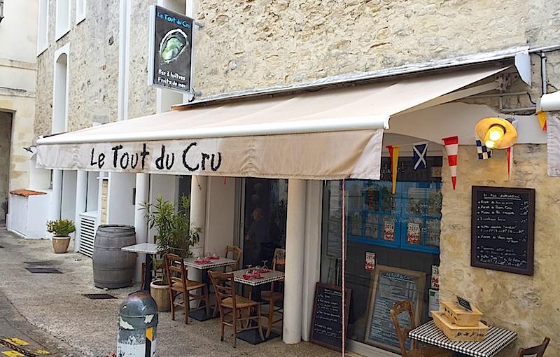 Le Tout du Cru, St-Martin-de-Ré, France