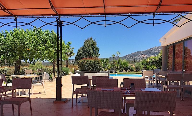 Auberge du Maquis, Montegrosso, Corse