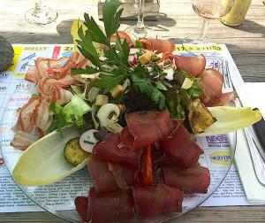 Salade des Pontis