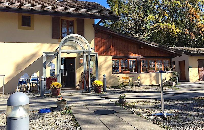 Restaurant de la Buritaz, Puidoux
