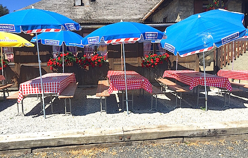 Buvette La Goille aux Cerfs, Semsales