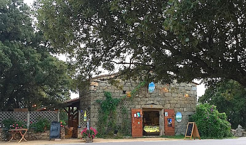 Bergerie d'Acciola, Sartène, Corse
