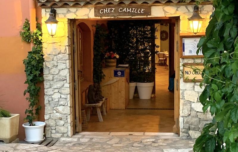 Chez Camille, Ramatuelle, France