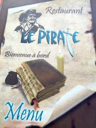 Restaurant Le Pirate
