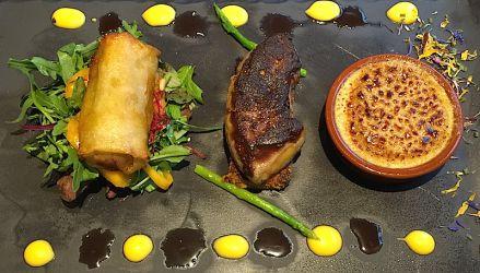 Variation autour du foie gras