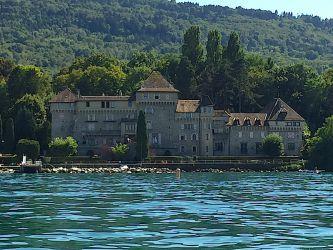 Château de Tourronde à Lugrin