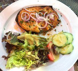 Papoutskia (aubergine à la viande hachée)