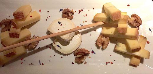 Assortiment de fromages (pas très varié!)