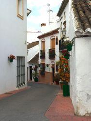 Ruelle à Estepona